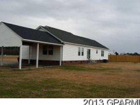 4276 Moye Turnage Rd, Farmville, NC 27828