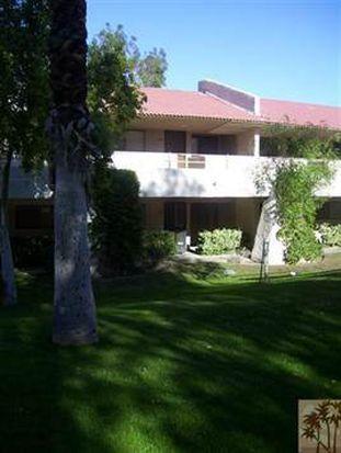 675 N Los Felices Cir W UNIT J107, Palm Springs, CA 92262