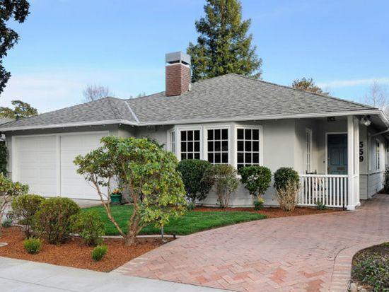 559 Patricia Ln, Palo Alto, CA 94303