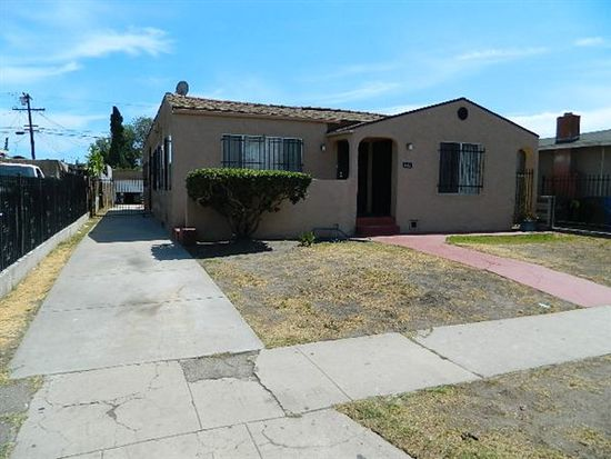640 W 84th St, Los Angeles, CA 90044