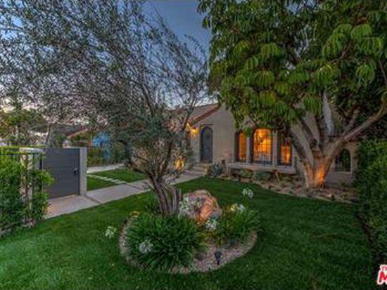 1543 N Genesee Ave, Los Angeles, CA 90046