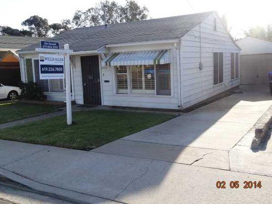 2536 Violet St, San Diego, CA 92105