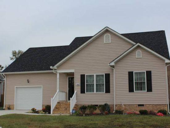 3918 Shenandoah Cir, Hopewell, VA 23860