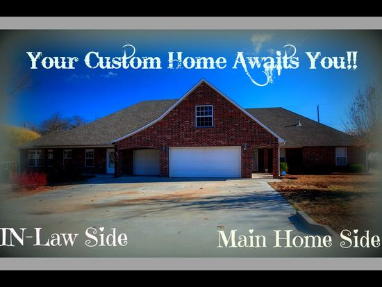 13913 S 262ND East Ave, Coweta, OK 74429