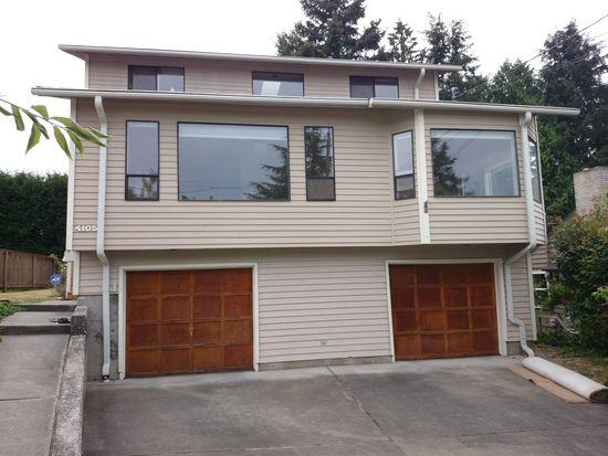 4107 SW Portland St, Seattle, WA 98136
