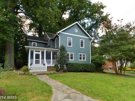 605 Abbott Ln, Falls Church, VA 22046