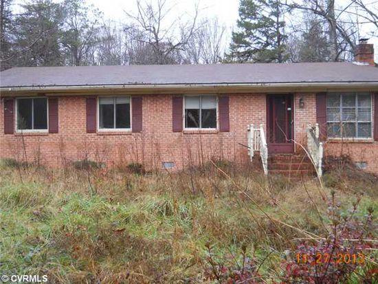 5550 Cartersville Rd, Powhatan, VA 23139