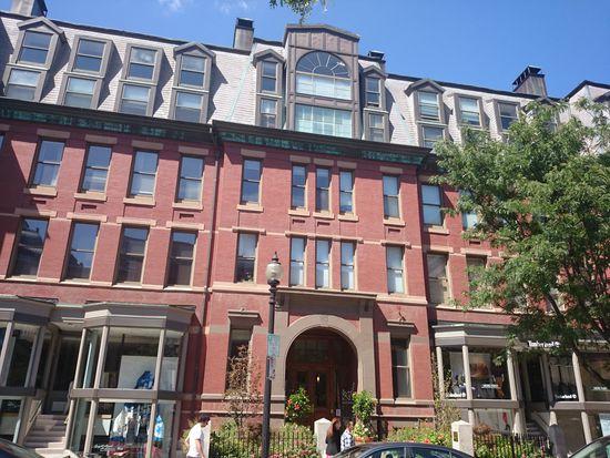 201 Newbury St APT 509, Boston, MA 02116