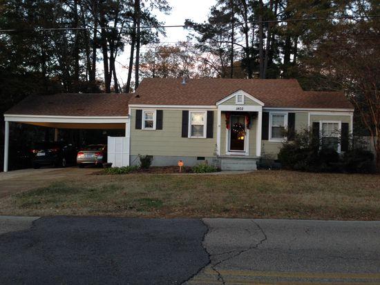 1402 Kincannon St, Tupelo, MS 38804