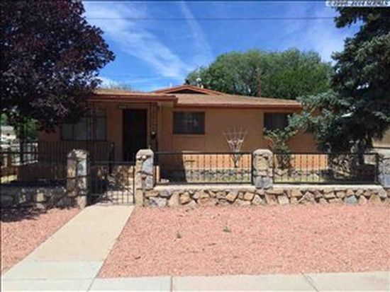 1403 N Gold St, Silver City, NM 88061