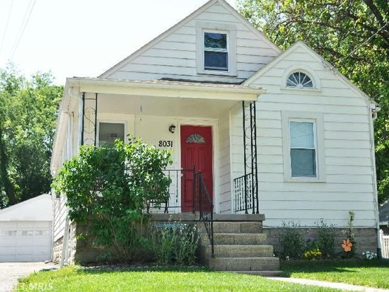 8031 Duvall Ave, Baltimore, MD 21237
