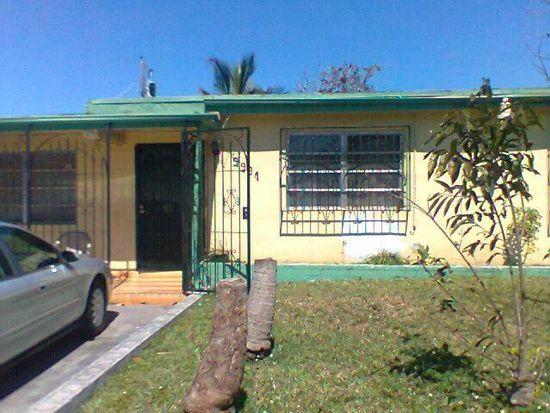 5981 SW 19th St, Miami, FL 33155