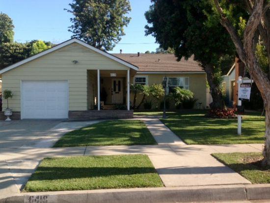 6418 E Cantel St, Long Beach, CA 90815