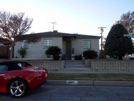 1801 S Hidalgo Ave, Alhambra, CA 91801