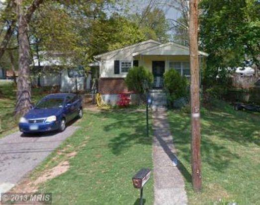 6511 Fairmount Ave, Baltimore, MD 21215