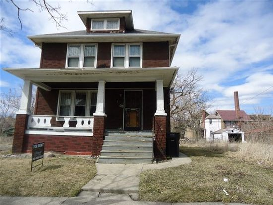 1444 Pingree St, Detroit, MI 48206