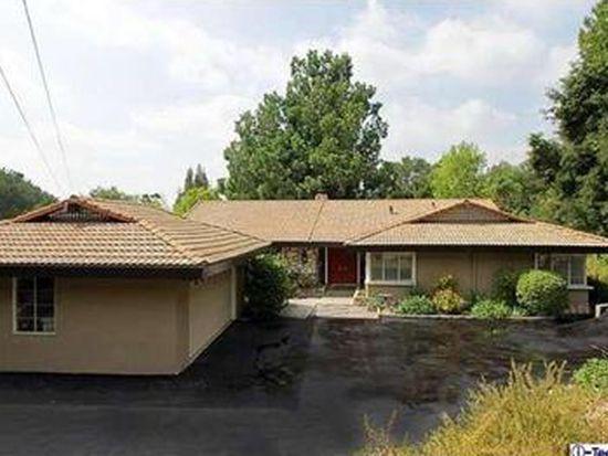 1 Cricklewood Path, Pasadena, CA 91107