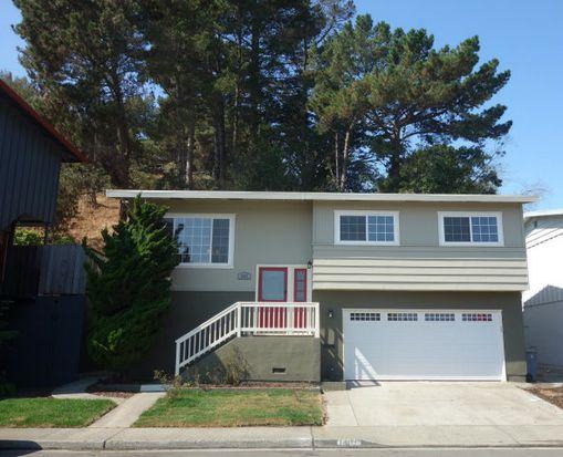 1801 Crestwood Dr, San Bruno, CA 94066
