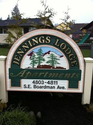 4811 SE Boardman Ave APT 4, Milwaukie, OR 97267