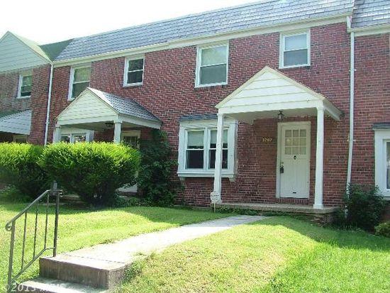 3707 Yolando Rd, Baltimore, MD 21218