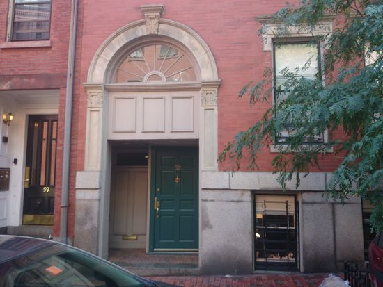 57 W Cedar St APT 4, Boston, MA 02114
