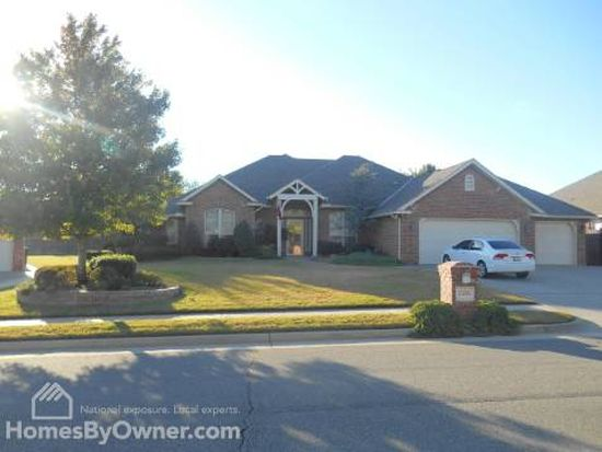 13705 Calistoga Dr, Oklahoma City, OK 73170