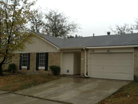 1718 Dorchester Dr, Arlington, TX 76014
