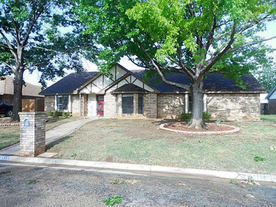 4618 Royal Crest Dr, Abilene, TX 79606