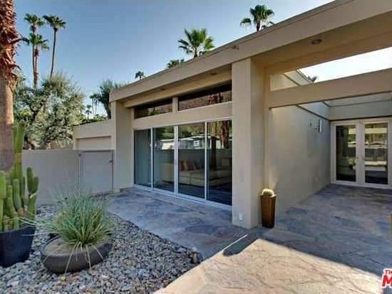 1222 N Rose Ave, Palm Springs, CA 92262