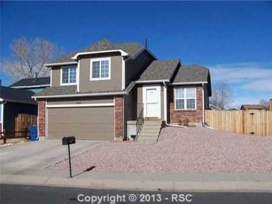 1515 Ride Ln, Colorado Springs, CO 80916