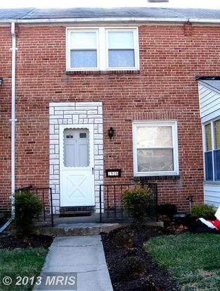1936 Deering Ave, Baltimore, MD 21230