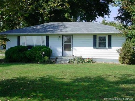 7652 S State Road 62, Lexington, IN 47138