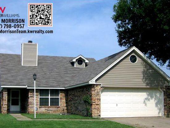 3642 Tivoli Dr, Grand Prairie, TX 75052
