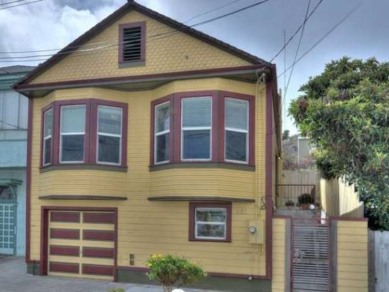 981 Ingerson Ave, San Francisco, CA 94124