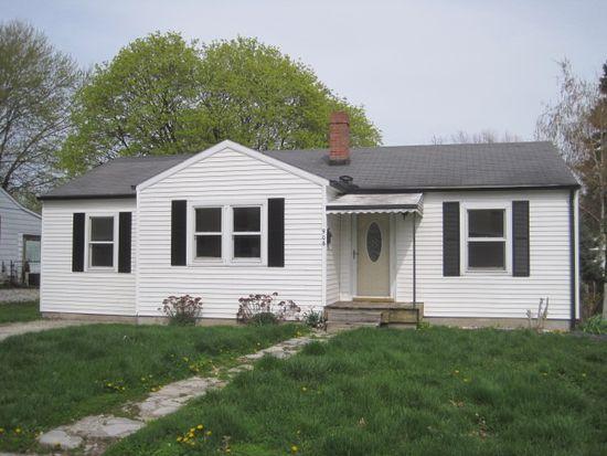 906 N Wabash Ave, Kokomo, IN 46901