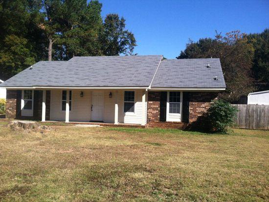 2431 Castlewood Dr, Augusta, GA 30904
