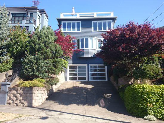 366 Prospect St, Seattle, WA 98109