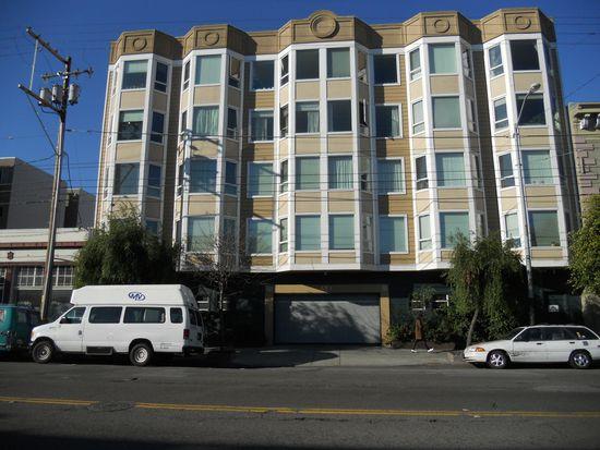 550 S Van Ness Ave APT 201, San Francisco, CA 94110