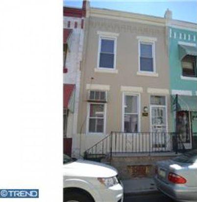 2147 N Stanley St, Philadelphia, PA 19121