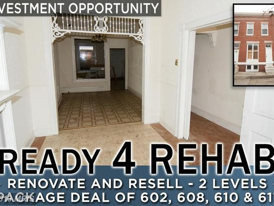 610 Claymont Ave, Baltimore, MD 21216