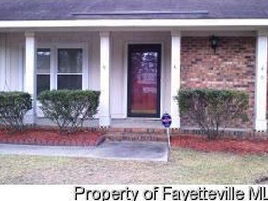 6840 Brasswood Dr, Fayetteville, NC 28314