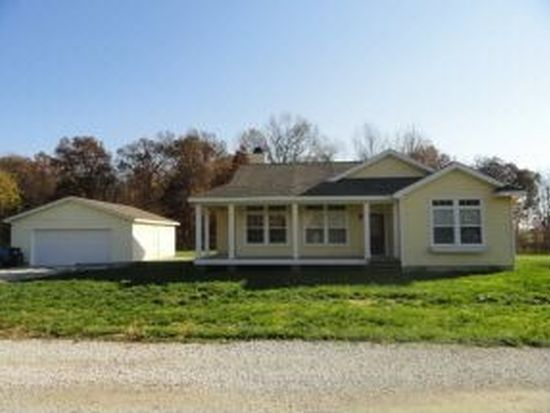 2238 E Private Road 320 N, Centerpoint, IN 47840