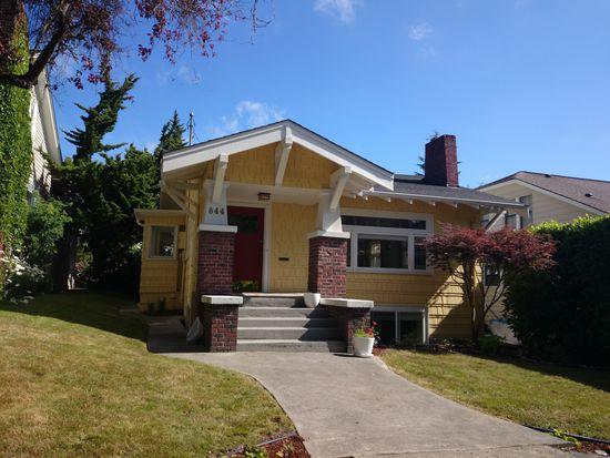 844 E Gwinn Pl, Seattle, WA 98102