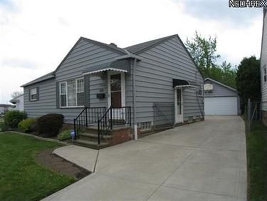 15604 Greendale Rd, Maple Heights, OH 44137