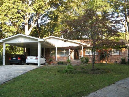 1214 Hillwood Ct SE, Atlanta, GA 30316