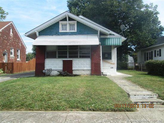 108 S Elm St, Clarksville, IN 47129