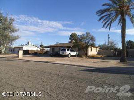 6122 E Juarez St, Tucson, AZ 85711