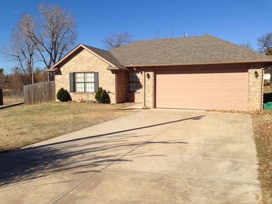 14121 NE 5th St, Choctaw, OK 73020