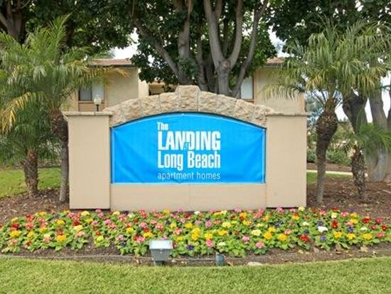 The Landing at Long Beach Apartment Homes, Plan A