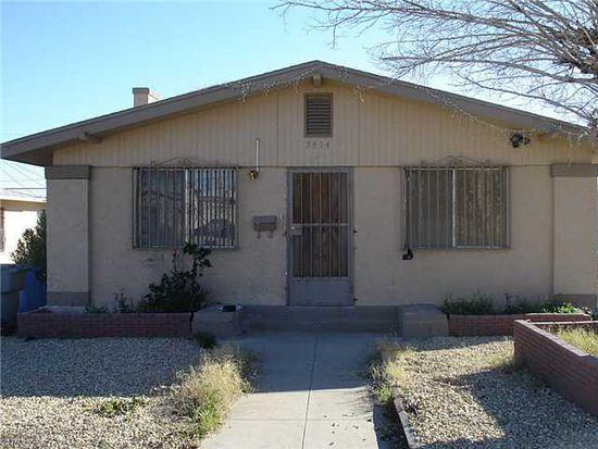 3414 Van Buren Ave, El Paso, TX 79930